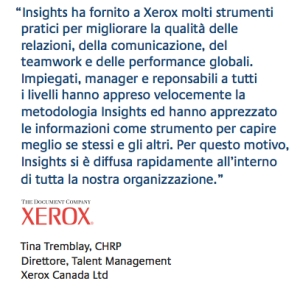 Insights Xerox